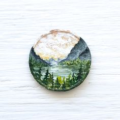 Canadian Penny, Landscape Paintings, My Arts, Pennies, Artist, Instagram, Artists, Landscape, Landscape Drawings