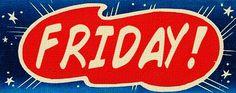 Happy Friday my friends!