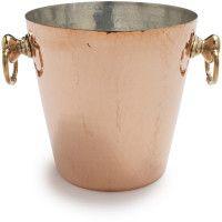 Mauviel Oval Copper Champagne Bucket