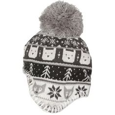 The North Face Todder and Infants  Baby Faroe Beanie adds polar bear-level  warmth 5aeb12fd696f