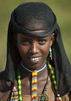 Oromo woman, Ethiopia by Eric Lafforgue, via Flickr
