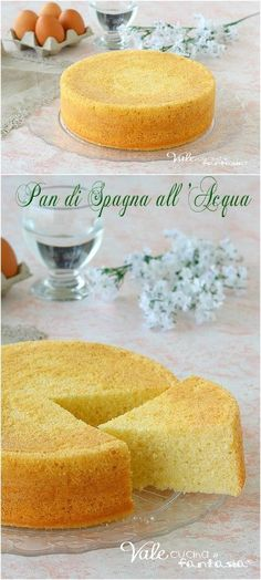 Italian Dinner Recipes, Italian Desserts, Sweet Desserts, Italian Meals, Bakery Recipes, Cooking Recipes, Pie Dessert, Dessert Recipes, My Favorite Food