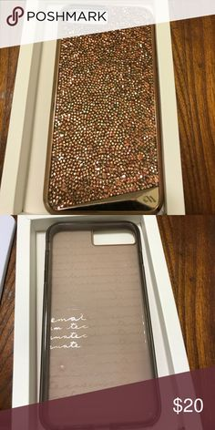 iPhone 6 Plus/7 plus case Good condition Accessories Phone Cases