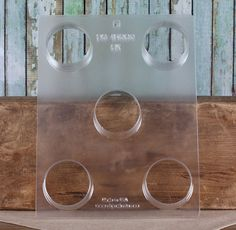 Chocolate Covered Oreo Candy Mold