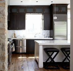 Дизайн маленькой кухни 7 находчивых идей