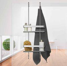 31 besten duschk rbe duschablagen bilder auf pinterest closet storage bath room und attic. Black Bedroom Furniture Sets. Home Design Ideas