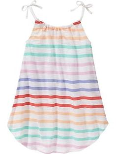 Striped Tank Dresses for Baby | Old Navy