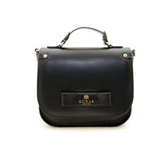 Vegan leather handbag by Gunas - High fashion, zero cruelty brand that produces amazing luxury brands. Yay for vegan fashion and sustainable fashion!