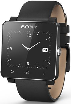 New Sony SmartWatch 2