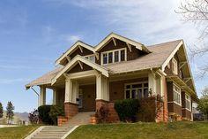 Craftsman Bungalow    Built in 1913 in the Douglas Park area of Salt Lake City, Utah
