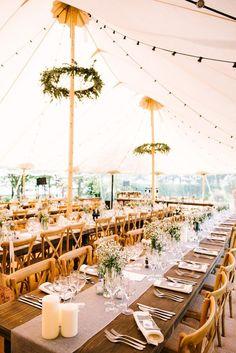 Wedding tipi decoration ideas