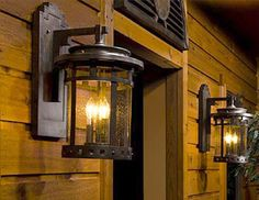 Updating outdoor lighting offers an instant boost to any homes value. Classic lanterns, flush mounts and post lights never go out of style and come in an array of metallic finishes, like oil-rubbed bronze, antiqued copper, and sleek satin silver. For a more contemporary look, use streamlined sconces to line a shadowy walkway.