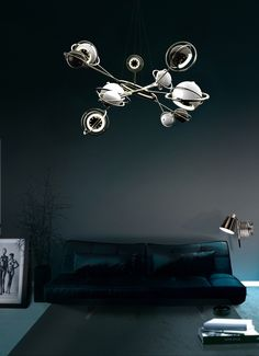 Cosmo suspension lamp by Delightfull
