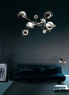 cosmo suspension lamp