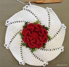 Caminho de mesa passo a passo - www.croche.com (24)