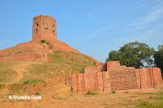 Chaukhandi Stupa, Sarnath, Varanasi
