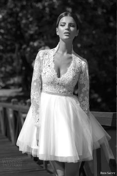 Bien Savvy Spring 2014 Wedding Dresses — One Love Bridal Collection | Wedding Inspirasi