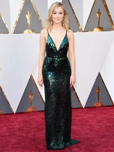 Saoirse Ronan was repping her home country at the Oscars.