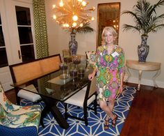 J. Waddell Interiors: SHOW HOUSE OPENING DAY!