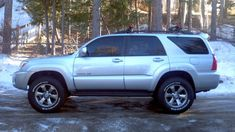 Toyota Forum - Largest Forum - View Single Post - Lift and Tire Central (pics). Post 'em Up! Lifted 4runner, 4th Gen 4runner, Toyota 4runner Trd, Four Runner, 4runner Forum, Toyota Girl, Toyota Trucks, Chevrolet Tahoe, Future Car