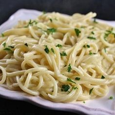 "Rich Pasta for the Poor Kitchen | ""5 stars. This dish was awesome! So simple yet so good."""