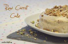 Raw Easter Carrot Cake