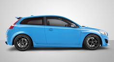 volvo c30 polestar [This would be a blast to drive. It reminds me so much of a p1800 ES. ~sdh]