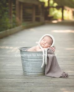 """LearnShootInspire.com """"one a day"""" by Dewdrops by Amy McDaniel on Facebook! #newborn #photography"""
