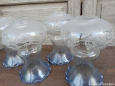 Lamps, Candle Holders, Candles, Tulips, Light Fixtures, Light Blue, Fire, Tents, Crystals