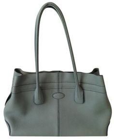 Tod's D Light Blue Tote Bag $247
