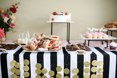 A Kate Spade Themed BridalShower | Southern California Private Estate & Outdoor Wedding Photographer | Private Estates, Vineyards, Villas and Intimate Wedding Photographer | Orange County, Santa Barbara, Napa and Destination | Diana Marie Photography