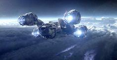 PROMETHEUS Featurette: The Space Ship Explored!