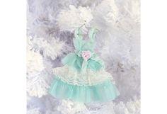 Assorted Mini Prom Dress Ornament