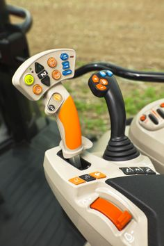 Penny + Giles JC8000's sensitivity helps GRAMMER EiA Electronics win Massey Ferguson control contract http://bit.se/LKgpc2