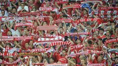FC Arsenal - FC Bayern: Club Nr. 12 boykottiert erste fünf Minuten
