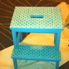 10 Cool DIY IKEA Bekvam Step Stool Upgrades | Kidsomania