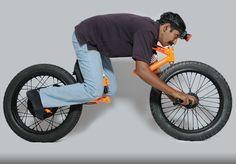 Nisttarkya Electric Concept Bike by Santosh