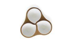 β Beta Triple Appetizer #appetizer #cork #tablepieces #design