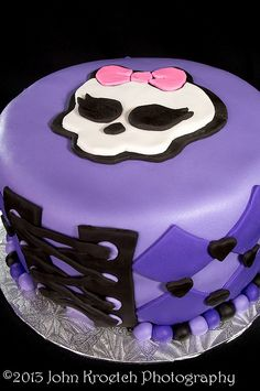 Monster High Cake by John Kroetch Photography, via Flickr