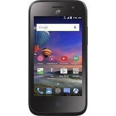 ZTE TFZEZ716BGP4P Citrine LTE 4G GSM Prepaid Smartphone TracFone – Brand New