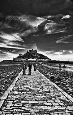 St Michael's Mount  by scott1723, via Flickr