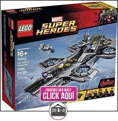 Lego 76042 Marvel Super Heroes Helicarrier S.H.I.E.L.D.  ✿ Lego - el surtido más amplio ✿ ▬► Ver oferta: https://comprar.io/goto/B00SY0CQRS
