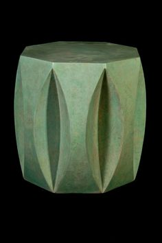 Shower Bench/End Table by 910castings on Etsy,