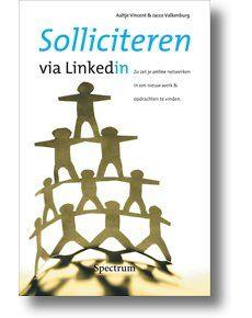 Solliciteren via LinkedIn door Aaltje Vincent en Jacco Valkenburg