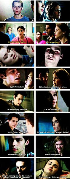 Stydia is endgameeee