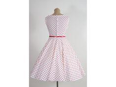 32e8eefec2a2 205 nejlepších obrázků z nástěnky Retro šaty a sukně