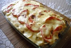 Rakott padlizsán Inom konyhájából | NOSALTY – receptek képekkel