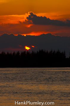 The final post featuring #sunset #photos from Hutchinson Island, #Florida . #travel #tourism