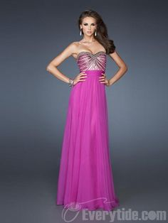 [hot sale 2013 summer new arrival pink brideamaids/prom dresses]$168.99