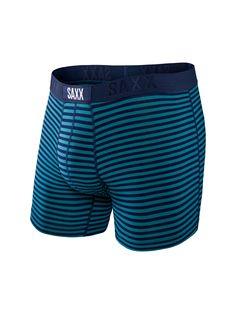 SAXX Underwear Vibe - Jasper Stripe www.saxxunderwear.com